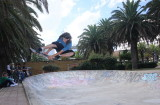 Skateboard Park in Punta del Este