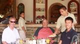 Breakfast at Bristo La Canoa