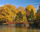Bowring Park Autumn Colors 005