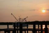 Grand Isle Sunset