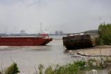 Runaway Barge