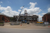 Holy Cross School Construction Moving Along
