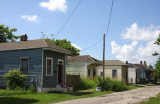 A Row of Shotgun Houses