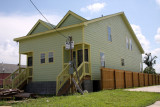 New House - north side of St. Claude