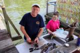 Ruedi Cleaning Fish
