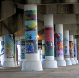 Thursday's Challenge - Grafitti or Poster Art