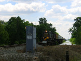 Bonnet Carre' Spillway Train Trestle