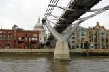 Millennium Bridge and St.Pauls's