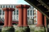 headless columns of old LCDR bridge