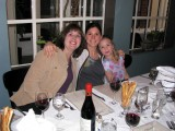 Susan, Kerry, and Brenna