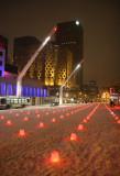 Canada, Montreal - Champs de Pixels