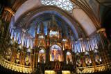 Canada, Montreal - Notre-Dame Basilica
