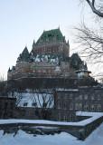 Canada, Quebec - Chateau Frontenac