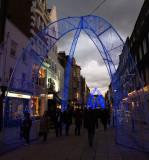 New Molton Street Lights