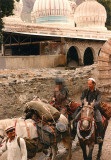 Ride by at Chitral Mosque