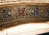Sethi Mansion-detail of doorway arch