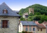 Blesle, France