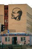 Lenin lived, Lenin lives, Lenin...