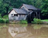 Mabry-Mill - Blue Ridge Parkway, Virginia