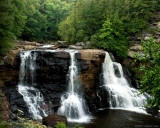 Blackwater Falls - West Virginia