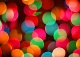 Christmas Bokeh1st Place