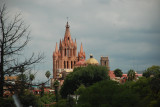 SAN MIGUEL ALLENDE PANORAMIC VIEW