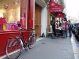 BICICLETA EN PARIS