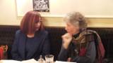 v.r. Anita C. Schaub, Christine Werner