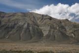 approaching Mount Fitz Roy