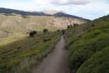 long walk back to El Chalten