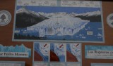 Perito Moreno is 55 meters high and 14 km long!