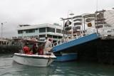that's how you enter Puerta Ayora - the capital of Galapagos