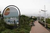 entrance to Puerta Ayora on Santa Cruz - the capital of Galapagos