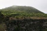 volcanic terrain, Santa Cruz