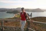 Meeli and Pinnacle Rock