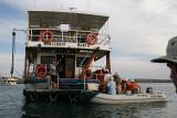 back to lovely boat