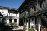 our hotel La Estacion de Machachi