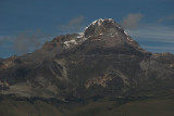 Illiniza is a volcano in Ecuador, located about 55 km southwest of Quito