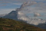 Tungurahua: an active volcano near Baños