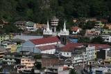 city centre of Baños