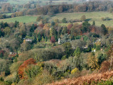 A view form the Malvern Hills.