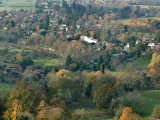 A view from the Malvern Hills.