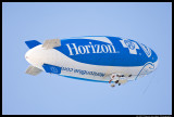 Horizon Blue Cross/Blue Shield Blimp