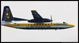 US Army C-31A Friendship (Fokker F-27)