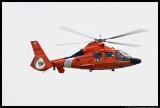 US Coast Guard HH-65C Search & Rescue - Atlantic City Airshow 2007