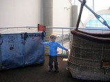 At the balloon museum