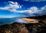 East Cape beach by Dennis