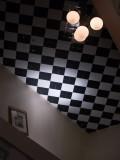 checkered Puzzel - Catman