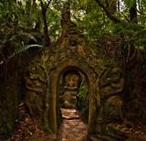 A mystical place by Dennis
