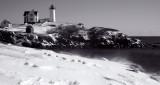 The Cape Neddick Lighthouse